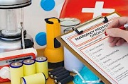 Emergency Preparedness Checklist along with items