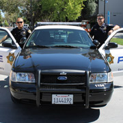 UPD Patrol Car