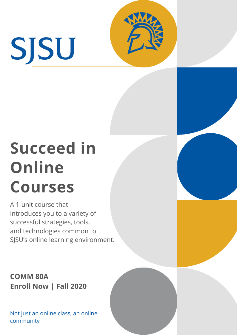 COMM80A: Success in Online Courses