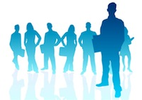 image: Business people clipart