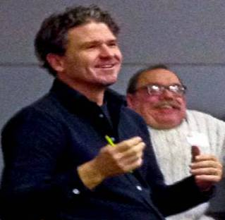 Dave Eggers and Scot Guenter