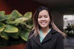 SJSU Student Charlene Vo