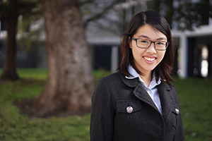 SJSU Student Ching An Yang
