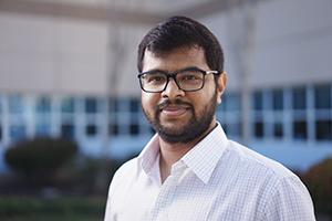SJSU Student Sahil V. Motadoo