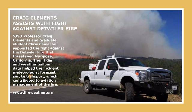Fighting Fires with Craig Clements