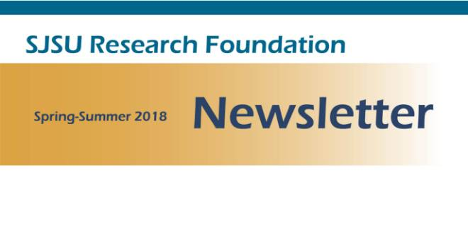 Research Froundation Newsletter
