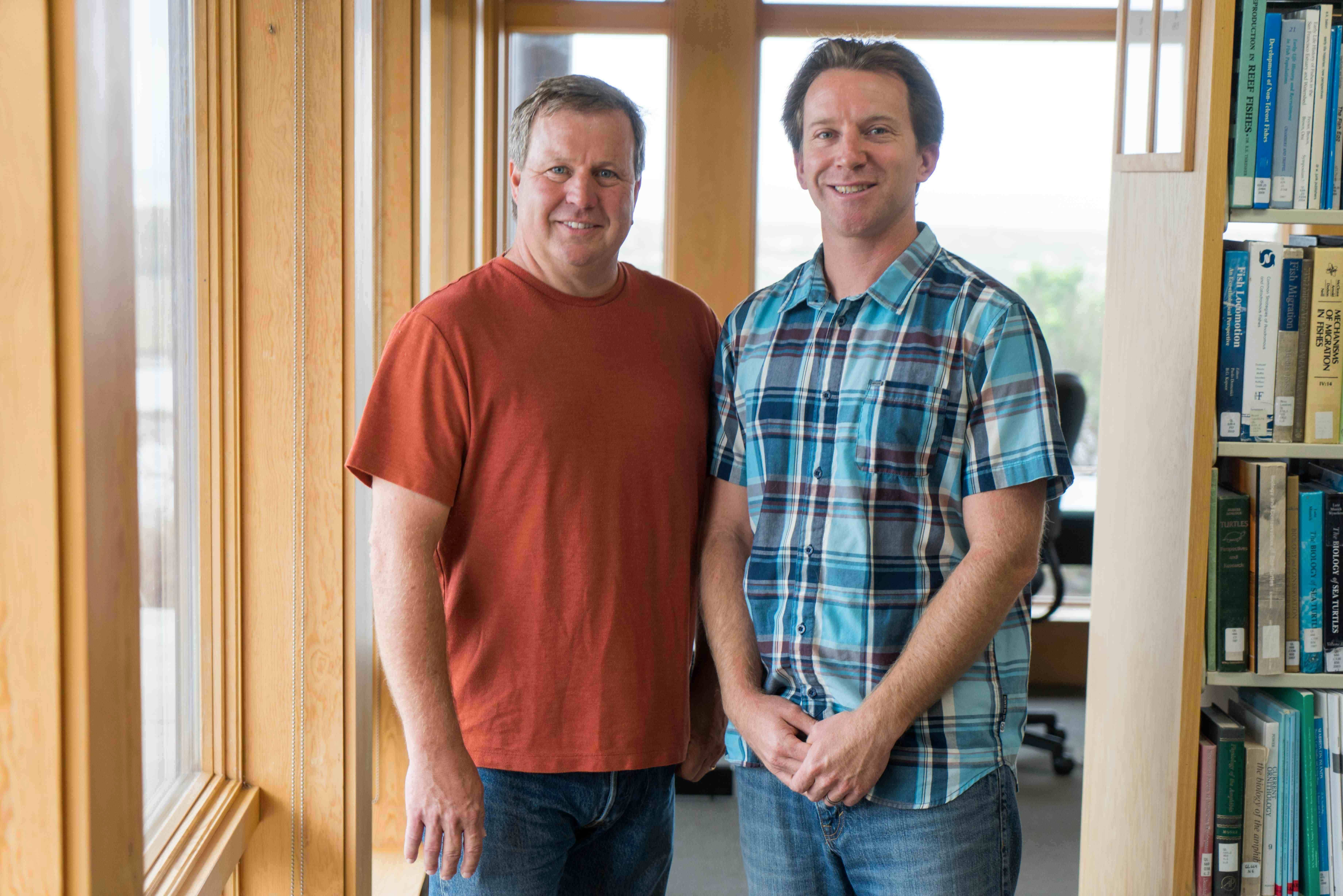 Ross Clark & Kevin O'Connor
