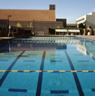 photo: Aquatic Center swimming pool