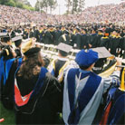 photo: commencement