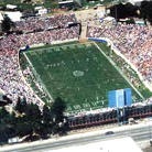 Spartan Stadium with Maximum Capacity