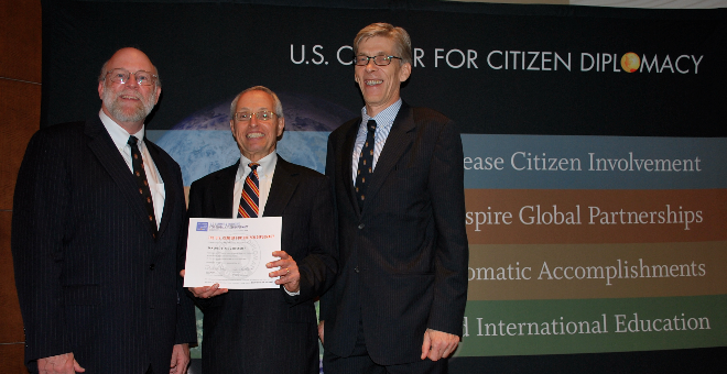 Citizen Diplomacy Award