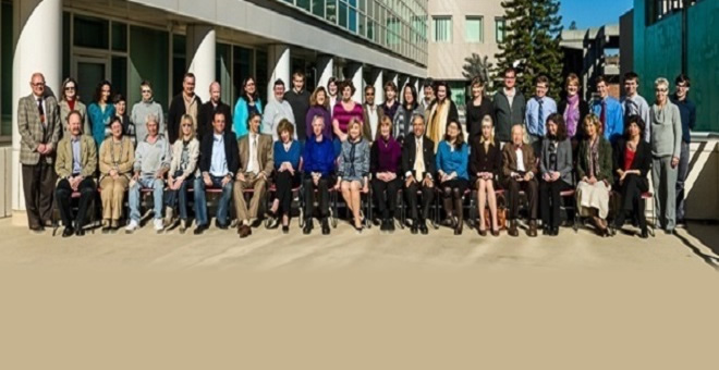 Picture of the 2012-2013 Academic Senate