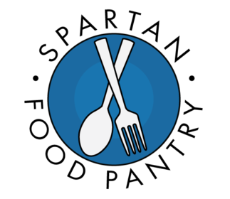 Spartan Food Pantry Logo