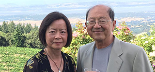 Gloria and Michael Chiang