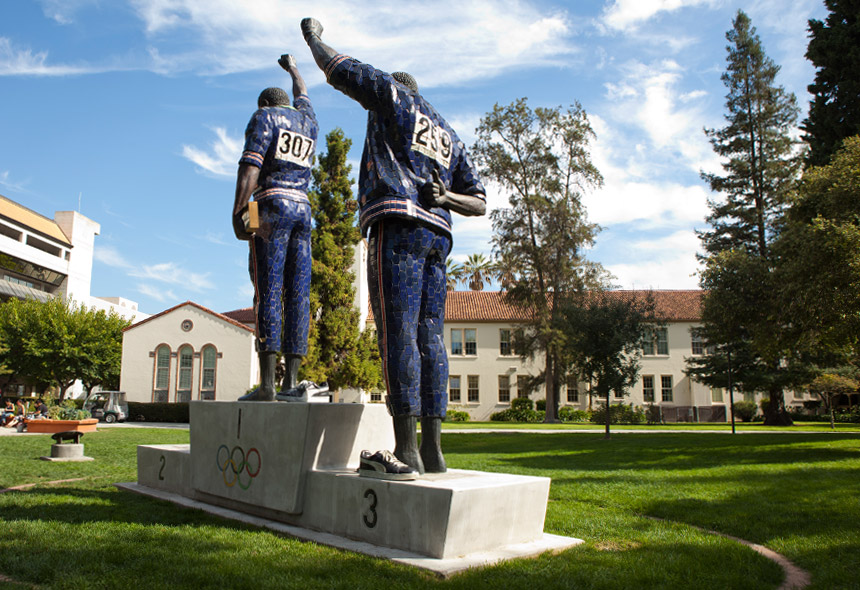 how to get to san jose state university
