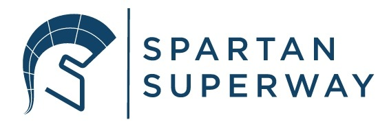 Spartan Superway Logo