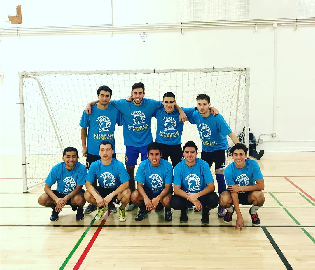 mens indoor soccer champs f17