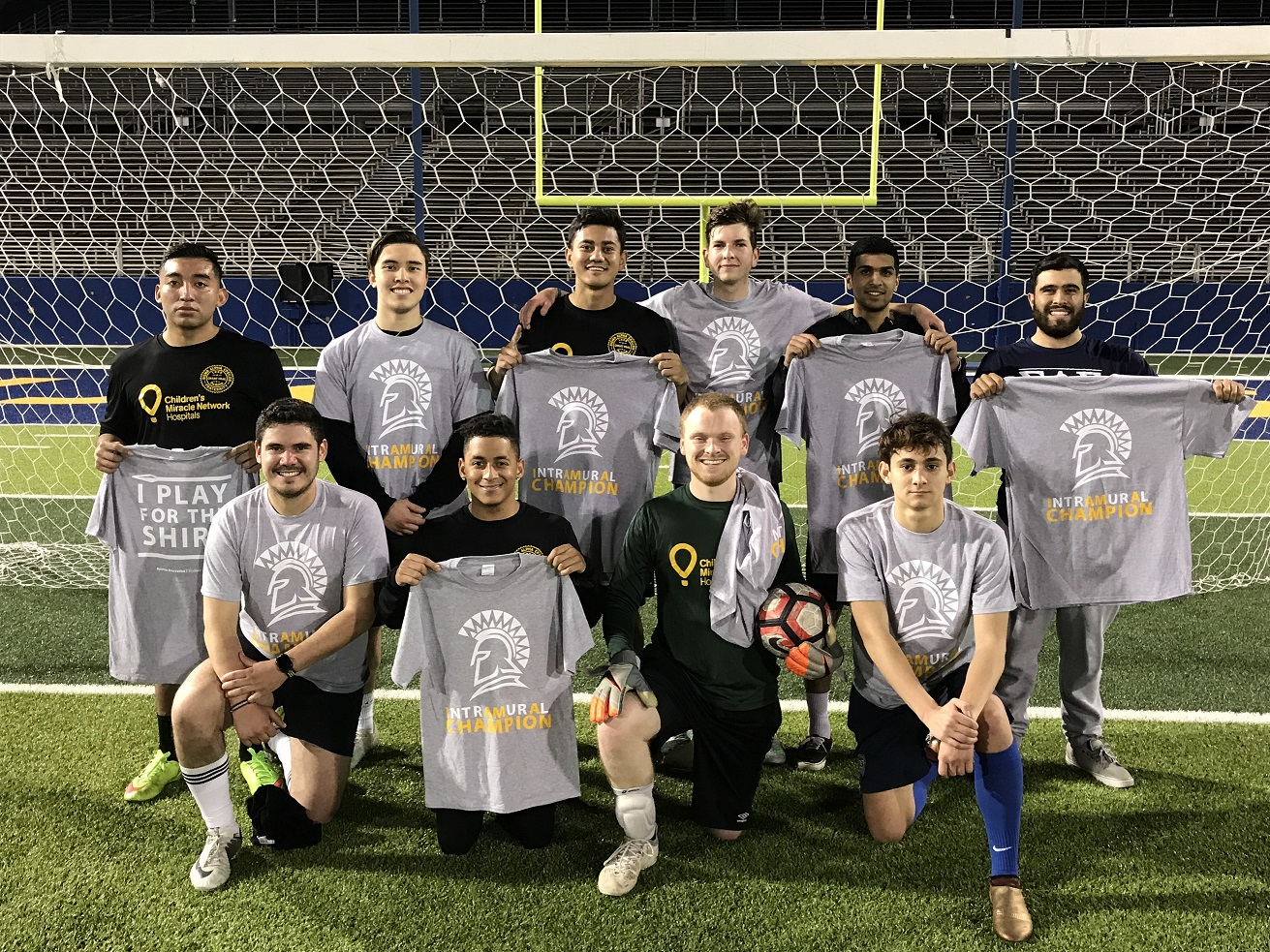 ifc soccer champs