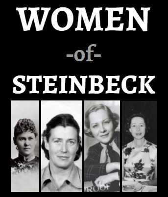 Steinbeck's Women Exhibit Poster