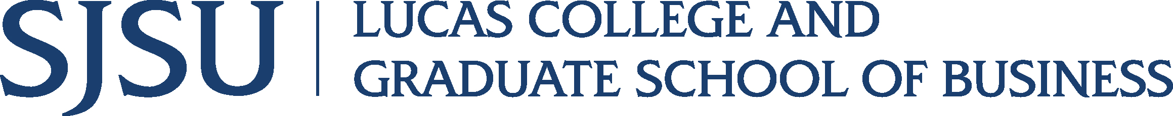 SJSU Lucus College and Graduate School of Business