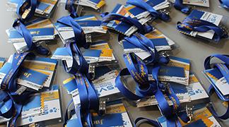 Pile of SVIC name tags