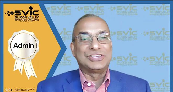 2020 SVIC Faculty Volunteer - Vivek Agarwal
