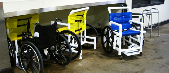 aqua wheelchairs
