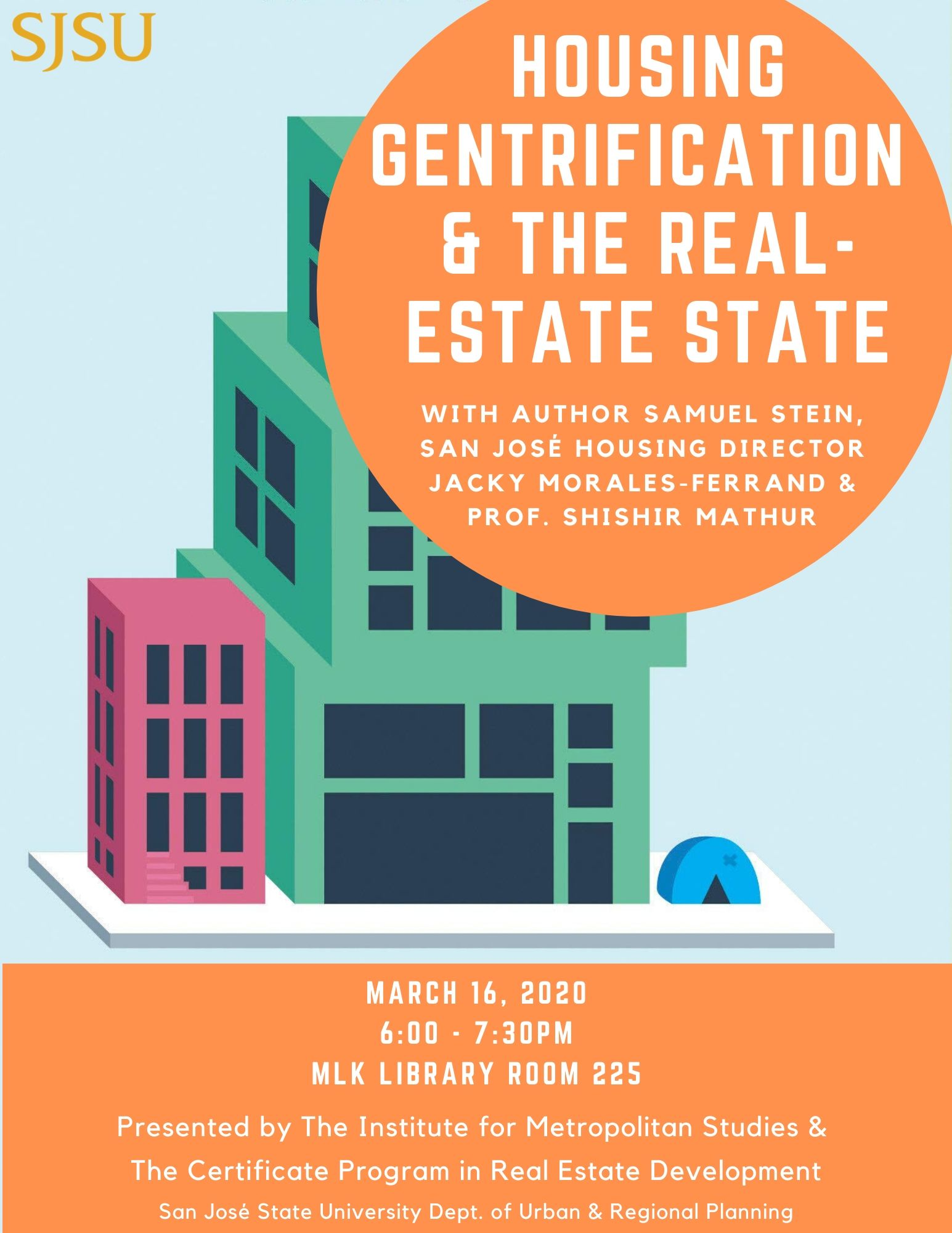 Real Estate State flier