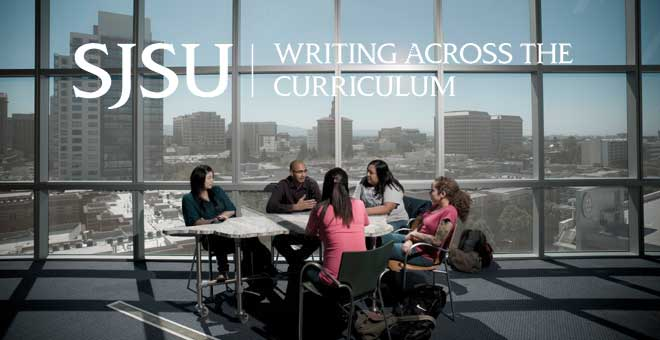 SJSU writing across the curriculum