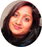 Image of  career panelist divya ashok
