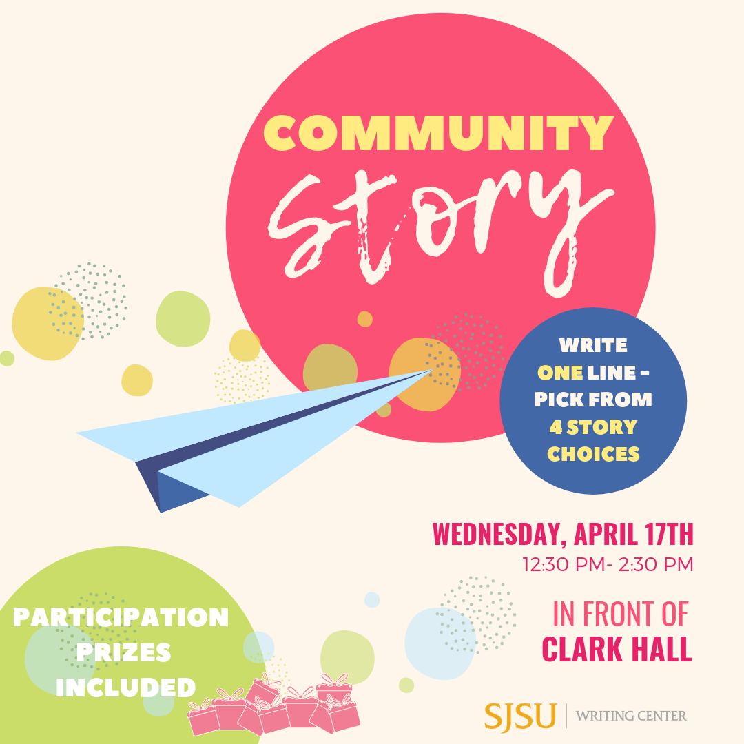 Community Story 2019 Event