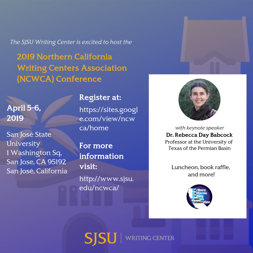 NCWCA Conference Flier