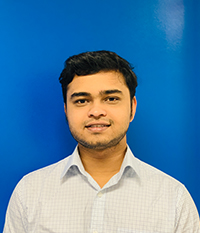 Picture of Shubham, Writing Center Student Coordinator