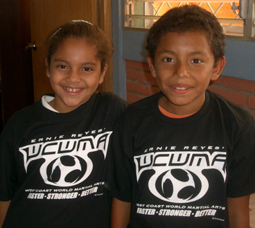 Fabretto Sponsored Children
